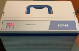 Холодильники транспортні від Haier