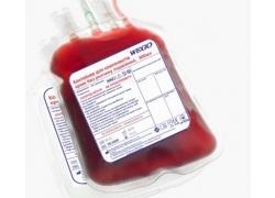 Контейнеры для крови Контейнер для компонентов крови WEGO пустой 300/300 мл