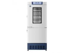 Купить медицинский, лабораторный для крови Комбинированный холодильник с морозильной камерой HYCD-282A
