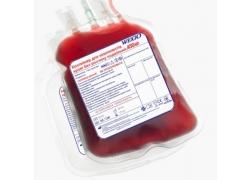 Контейнеры для крови Контейнер для компонентов крови WEGO пустой 450/450 мл