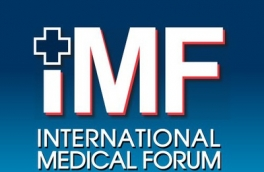 Participation in the 10-th International medical forum