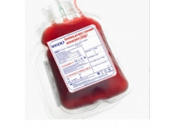Контейнеры для крови Контейнер для крови WEGO с раствором CPDA-1 350/350 мл без аксессуаров