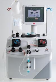 Обладнання для лікувального плазмаферезу