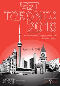 Отчет об участии в 35-ом интернациональном конгрессе ISBT, Торонто