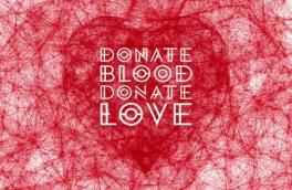 Вітаємо із Всесвітнім днем донора!