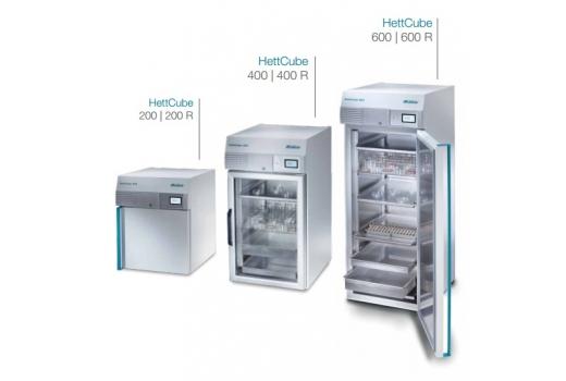 Інкубатор HettCube 200 / Інкубатор з функцією охолодження 200 R - 4
