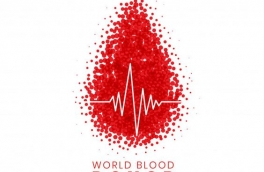 World blood donor day 2021!